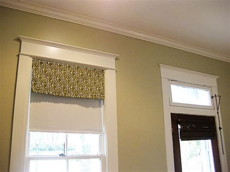 simple valance   tension rod   home kitchen