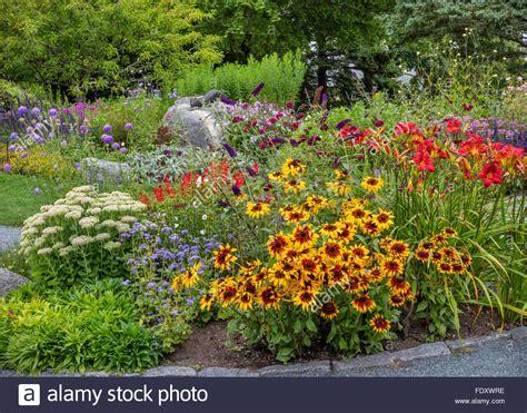 immagini giardini fioriti southwest harbor maine giardini fioriti e percorsi in