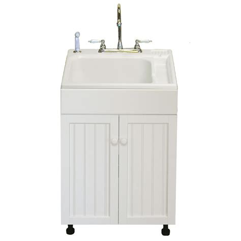 Home Depot Utility Sink Glacier Bay by Utility Sink And Cabinet All In One Befon For
