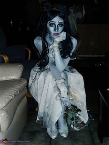 Emily from Corpse Bride Costume | Pinterest | Homemade ...