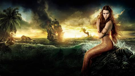 syrena  pirates   caribbean  stranger tides