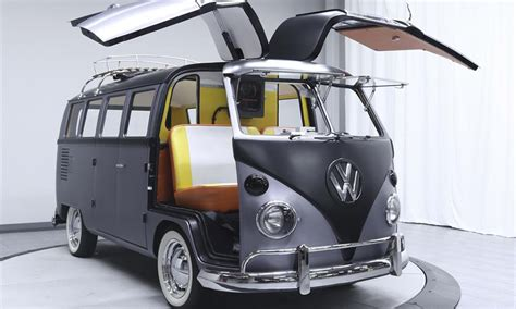 This 1967 Vw Bus Is An Homage To 'back To The Future