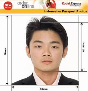 Indonesian Passport and Visa Photos