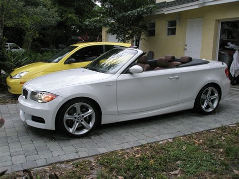 2008 Bmw 1 Series 135i Convertible Bmw Colors