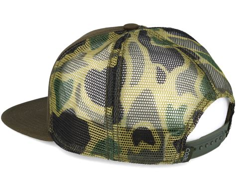 bureau hat the bureau olive snapback coal start hatstore co uk