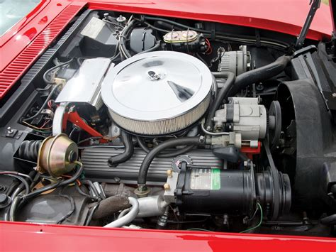 1972 Corvette Stingray LT1 350 255HP Convertible (C3 ...