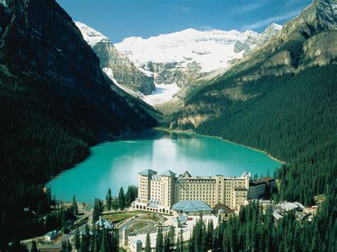 Travel Trip Journey Lake Louise Alberta Canada