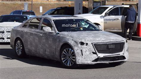 Cadillac Ct6 Rendering by 2019 Cadillac Ct6 Prototype Shows Escala Inspired