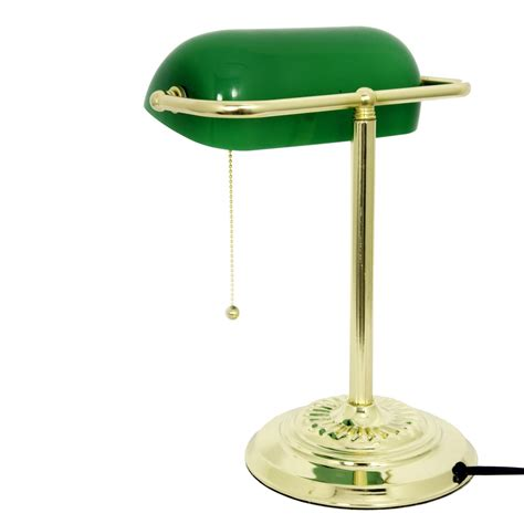 green desk l shade 25 methods to make your home beautiful with green bankers