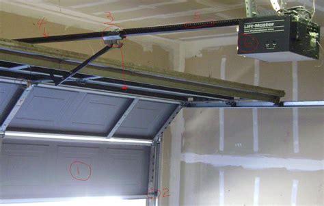 garage door will not i a genie intellicode garage door opener and the