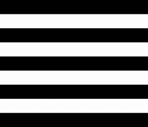 Black and White Wide Stripes fabric - sweetzoeshop ...