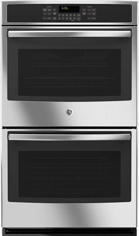jtsfss ge  built  double wall oven  convection stainless steel