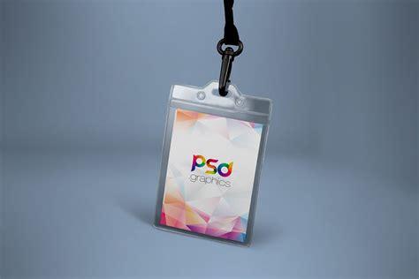id card mockup psd psd graphics