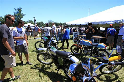 Ama Vintage Motorcycle Days Announces Bike Show