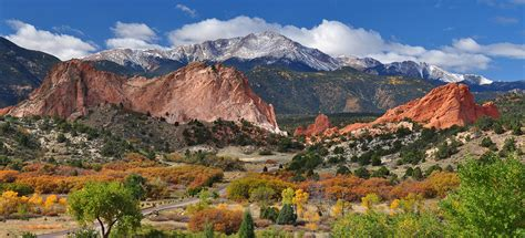 Garden Of The Gods Scenic Drive  Outthere Colorado
