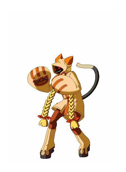 Pixel Characters Anime Animation Gifs Taokaka Hidden