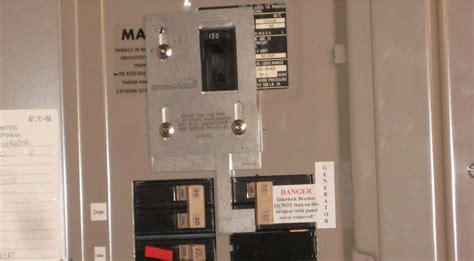 reliance pb30 generator power inlet with breaker
