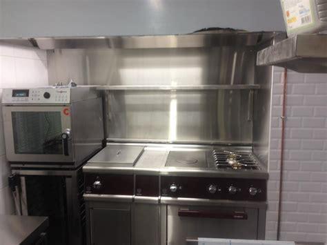 baron cuisine professionnelle fourneaux modulables pour optimiser les surfaces bar expert