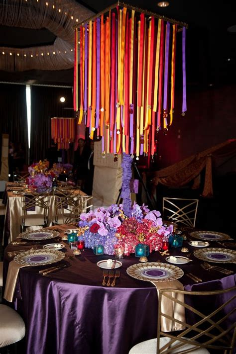 moroccan themed wedding  atlanta shaunta  tim