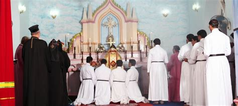 Holy Ordination – Malankara Mar Thoma Syrian Church