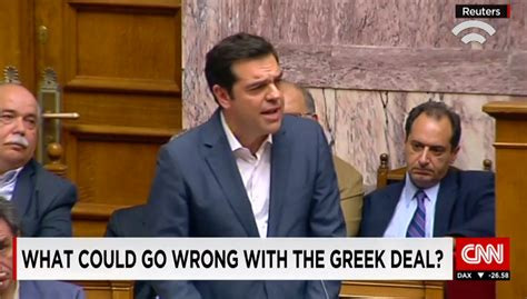 Cnn Greece What Could Go Wrong?