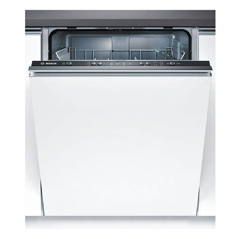 Bosch Serie 2 SMV40C30GB 12 Place Integrated Dishwasher