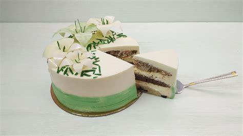 Karaliskā torte ar vārīto krējuma krēmu - eReceptes.lv