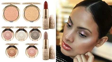 macs entire  holiday collection  allure