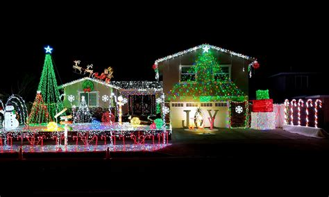 where to see some of the best light displays in o c