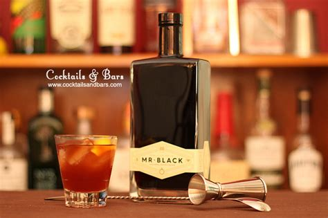 Making coffee liqueur at home is easy, inexpensive and delicious. Mr Black Coffee Liqueur Cocktails - Cocktails & Bars