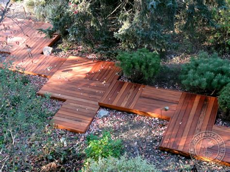 tigerwood decking gallery