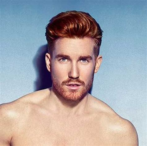 guy  red hairstyle ginger guys   red hair