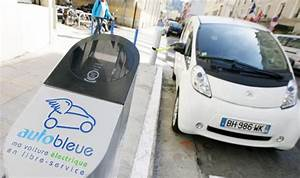 Franchise En Cas D Accident Responsable : autobleue le lancement de l auto partage lectrique nice pubdecom ~ Gottalentnigeria.com Avis de Voitures