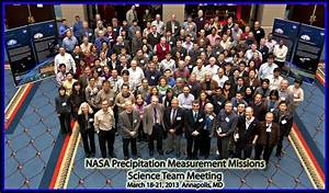 2013 PMM Science Team Meeting | Precipitation Measurement ...