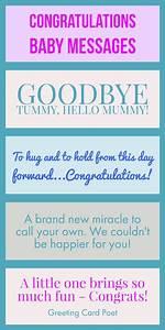 Congratulations... Baby Boy Life Quotes