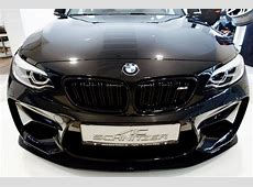Lower front splitter for BMW M2 F87