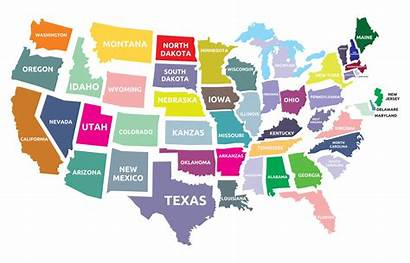 Start Business States Usa Map Factors Consider