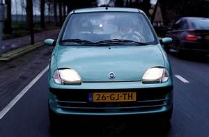 Fiat Seicento1 1 Sporting Abarth 2001 54 Km Dane Techniczne  Spalanie  Opinie