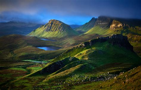 M M Wallpaper Sunrise At Quiraing By Tom Irving Photo 87537673 500px