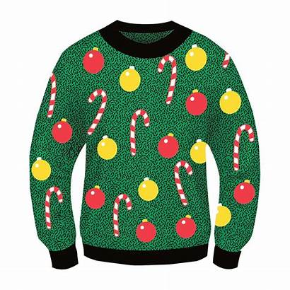 Sweater Ugly Christmas Sweaters Clipart Party Holiday