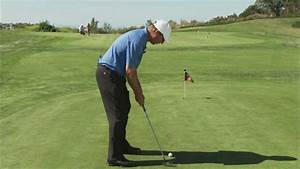 Golf Putting Grip How To Hold Your Golf Arms At Address