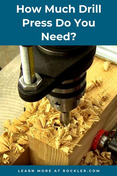 drill press    drill press beginner