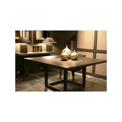 table de salle 224 manger zoe carr 233 e 9 finitions ph collection d 233 co en ligne tables de salle a