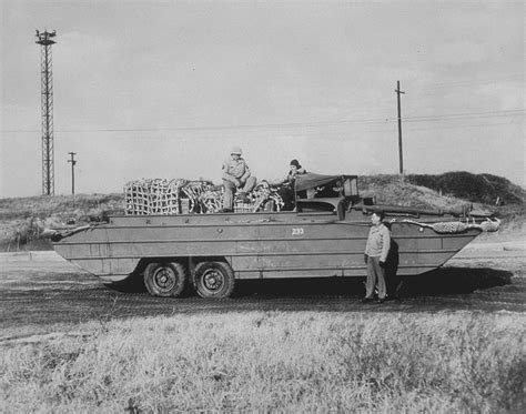hibious vehicle ww2 the dukw amphibious truck aviation and military history