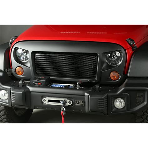 jeep grill spartan jeep grille