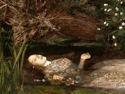 art William Shakespeare Miranda Hamlet ophelia dante ...