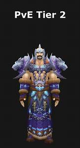 Transmogrification Shaman Pve Tier 2 Set  Wod 6 2