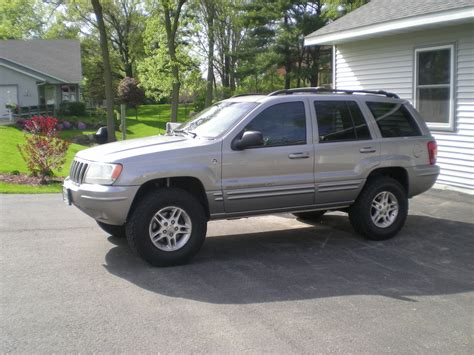 2000 Grand Cherokee Jeep Limited