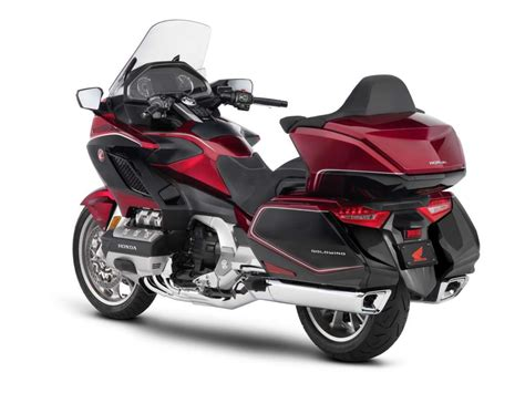 2018 Honda Gold Wing Tour Automatic Dct Review • Total