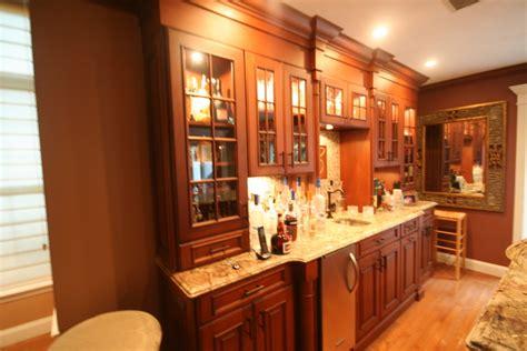 kitchen dining room and custom bar holbrook ny